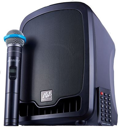 Picture of Bluetooth Wireless Portable Media Player PA System