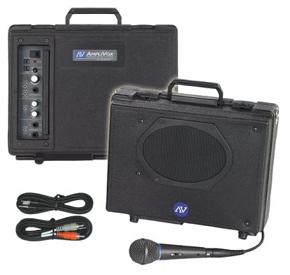 Picture of Audio Portable Buddy with Wired Handheld Mic
